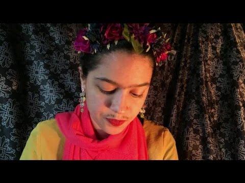 ASMR~ Frida Kahlo Paints You