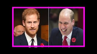 Breaking News | It's rugby day for william and harry! royal brothers tackle separate games