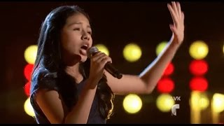 La Voz Kids | Samantha Ríos canta 'I Wanna Dance With Somebody' en La Voz Kids