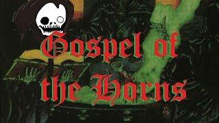Corrupted Cover Art: Gospel of the Horns