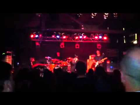 The Jezabels Performing Easy to Love at Brighton Music Hall