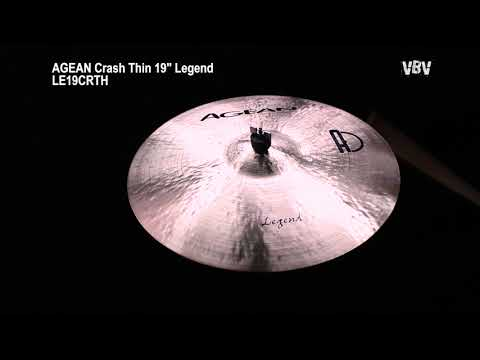 "19"" Crash Thin Legend video"