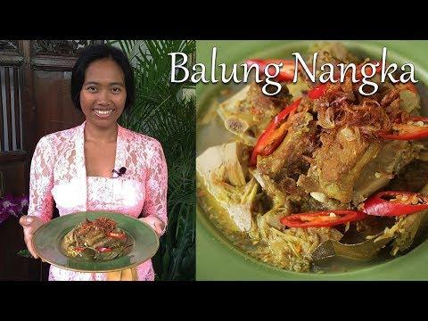 Balinese Braised Pork Rib with Young Jackfruit (Balung Nangka)