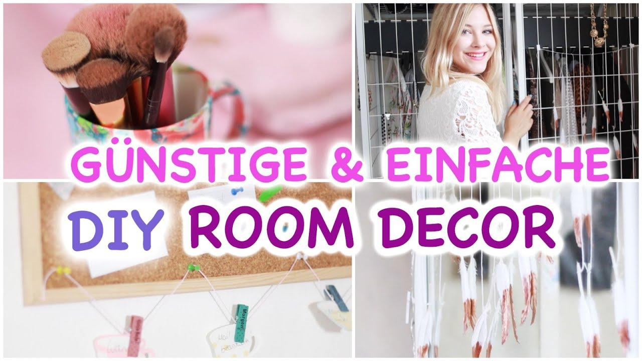 diy room decor i g nstig einfach i schmink aufbewahrung i hippie girlande youtube. Black Bedroom Furniture Sets. Home Design Ideas