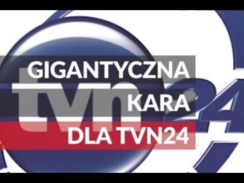 TO WIDEO. Gigantyczna kara dla TVN24