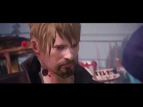 Life Is Strange - Developers Commentary - 5. A Lively World [RU][No subs]