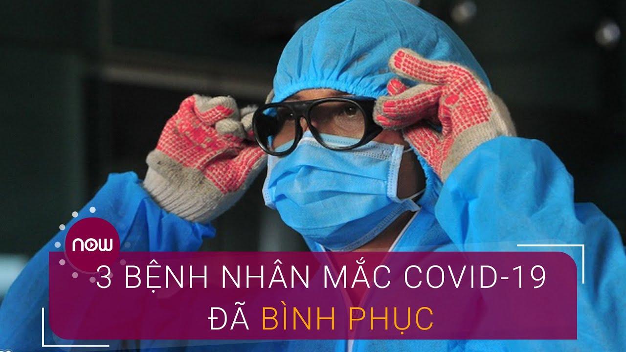 Đà Nẵng: 3 bệnh nhân mắc Covid-19 đã bình phục | VTC Now