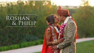 Roshan Kotha & Philip Cordeiro - Cinematic Sangeet, Hindu & Catholic Highlights