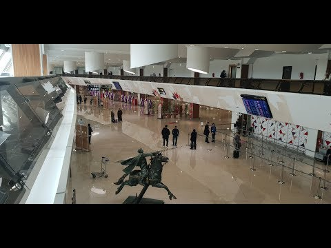 Aéroport Mohammed V : visite guidée du nouveau Terminal 1