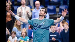 Highlights Murray vs Tiafoe 🎾 European Open 2021