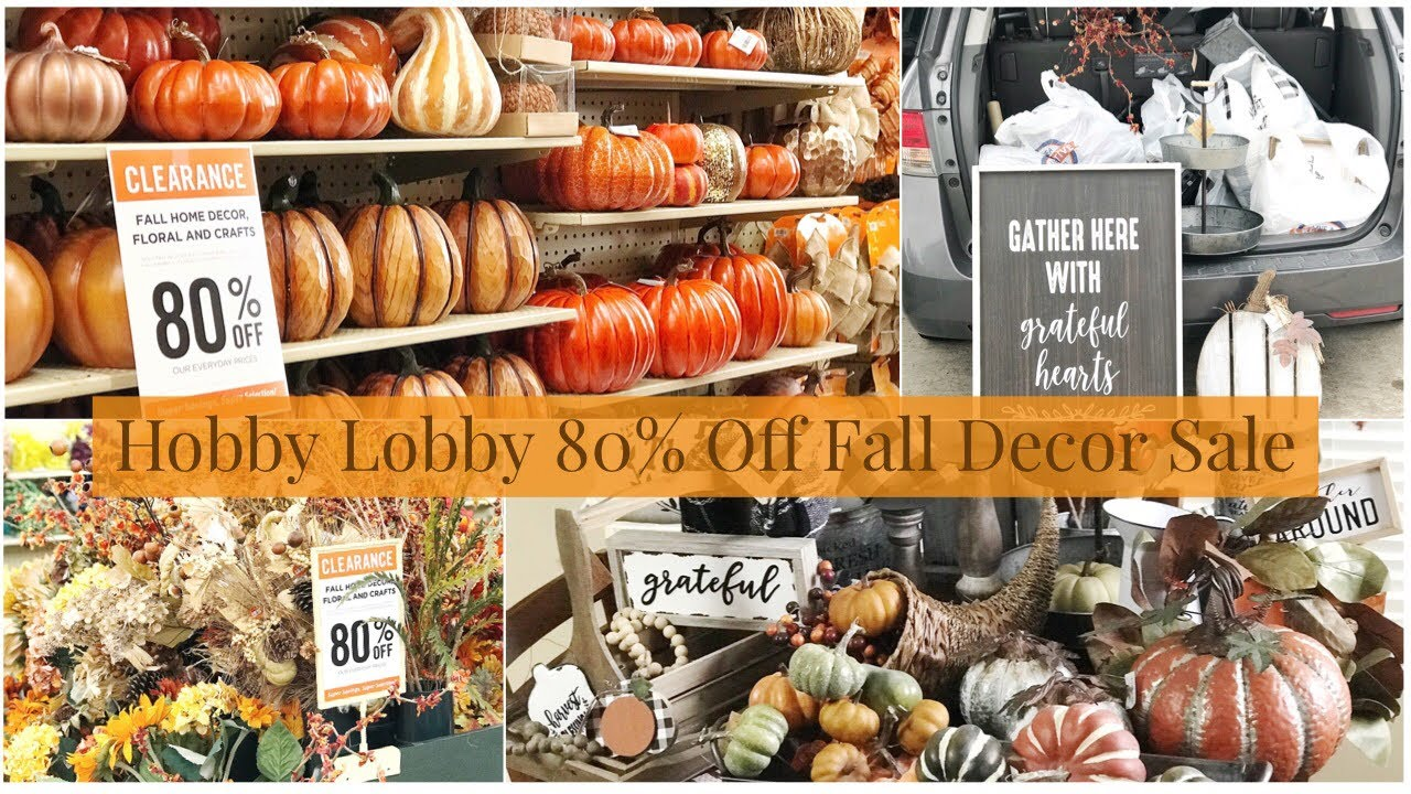 Hobby Lobby 80% Off Shopping Trip and Haul - YouTube on Hobby Lobby Online Shopping id=23192