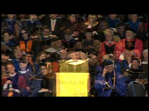 David Brooks 2013 Skidmore College Commencement Address