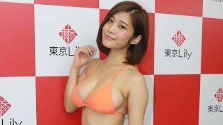 グラビアアイドル、橘花凛(26)の8作目となるブルーレイ&DVD「...