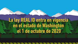 REAL ID: ¿Qué es la ley REAL ID?   What is REAL ID?