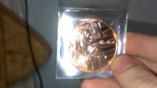 Provident Metals Unboxing Silver and Ron Paul Copper Rounds.mp4