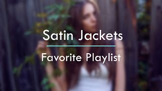 Satin Jackets - Favorite Playlist (2 hours of best Nu-Disco and Chillout tracks!)