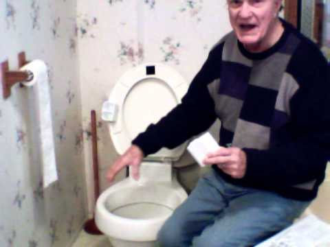 realistic riser toilet seat aid - YouTube