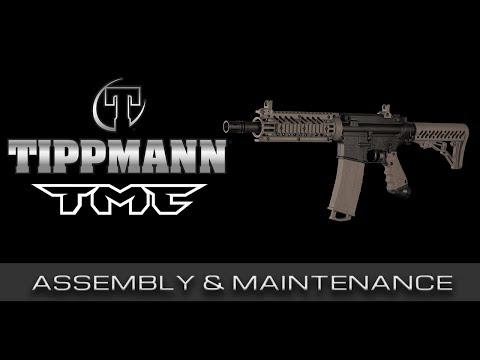 Tippmann® TMC I Assembly & Maintenance