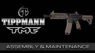 Tippmann® TMC I Assembly & Maintenance