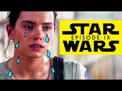 STAR WARS EPISODE 9 pitch drove DAISY RIDLEY to TEARS. (COLIN TREVORROW