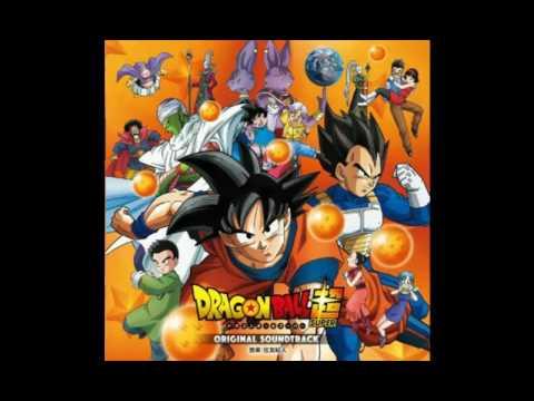 Dragon Ball Super Tropical Island Scene Theme