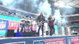 Download DEF LEPPARD – NFL Pre-Game - Official Performance Video Mp3 and Videos