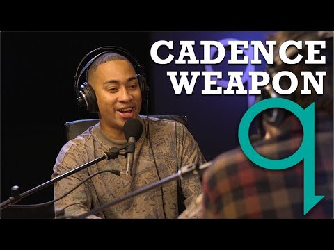 Why Cadence Weapon says Toronto is the grind capital of Canada