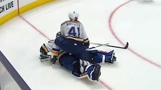 Best NHL Bloopers from October 2017