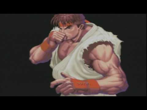 Super Street Fighter 2 Opening