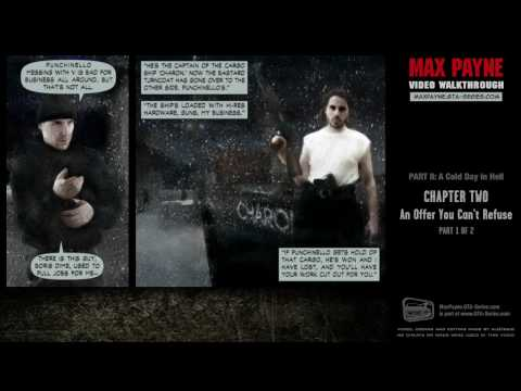 Max Payne - A Cold Day in Hell - An Offer You Can't Refuse [1/2] (HD)