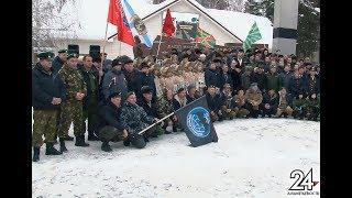 В Альметьевске прошел митинг в честь 30-летия вывода советских войск с Афганистана