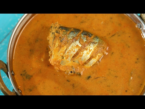 How to make fish curry thick