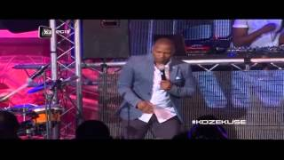 Dj Merlon ft Mondli Ngcobo   Koze Kuse Live Amp