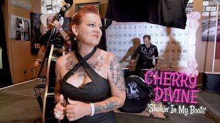 'Shakin' In My Boots' CHERRY DIVINE (Viva Las Vegas Festival) BOPFLIX sessions