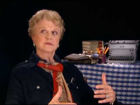 The legendary Dame Angela Lansbury talks about Murder, She Wrote