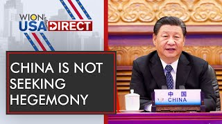 WION USA Direct: China will never bully or invade others, says president Xi Jinping at UNGA | WION