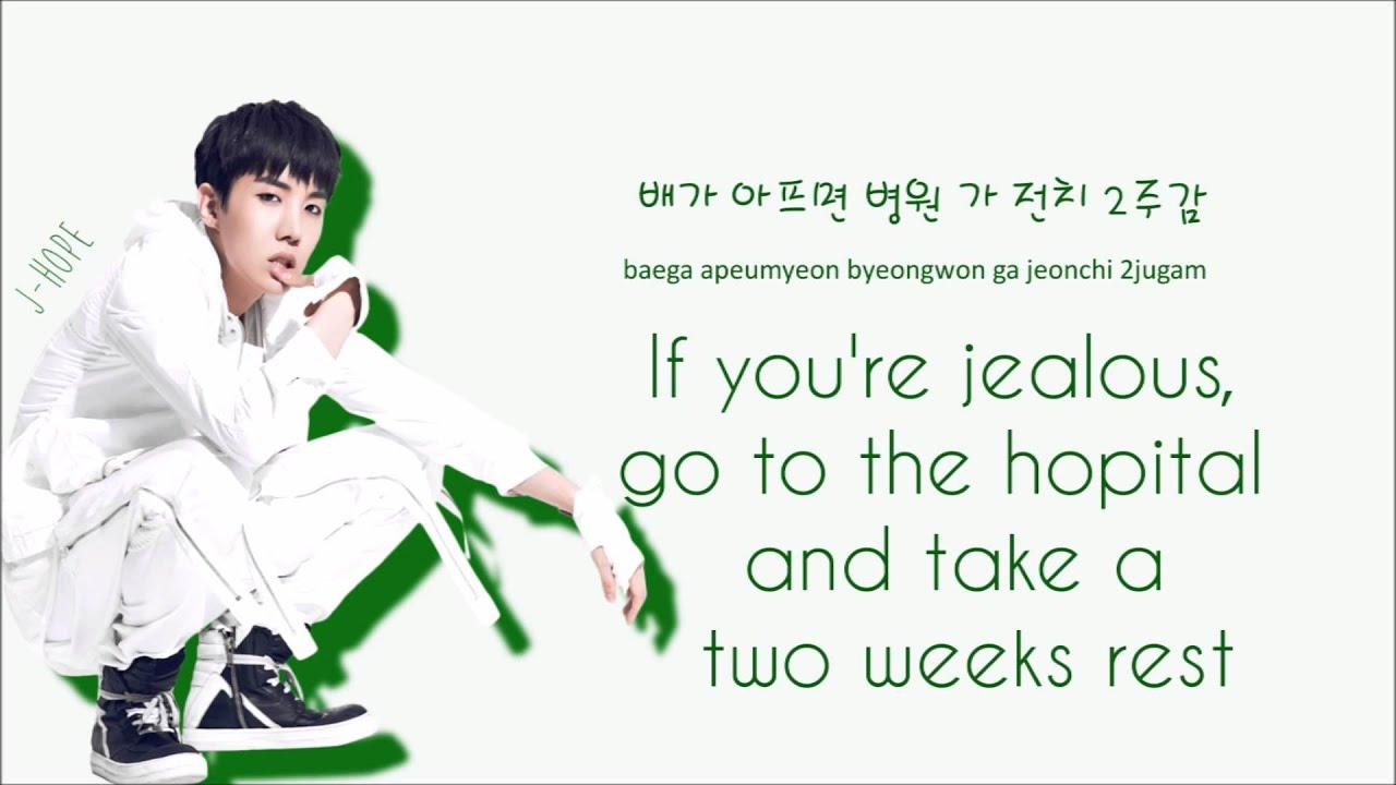 BTS (방탄소년단) – 'CYPHER PT.4' Lyrics [Color Coded_Han_Rom ...