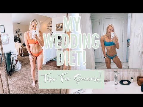 What Made My Wedding Diet So Successful!!