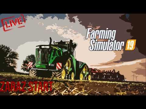 Nowy Farming! | Farming Simulator 19 (Live 15.11.2018) thumbnail