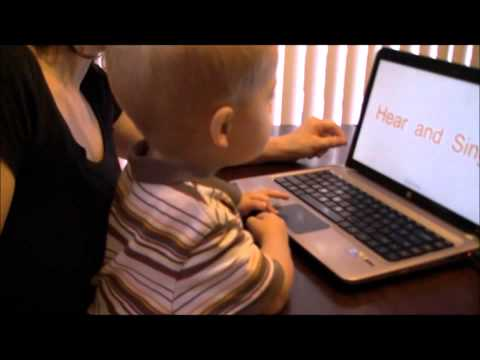 Toddler Learns Perfect Pitch  ...