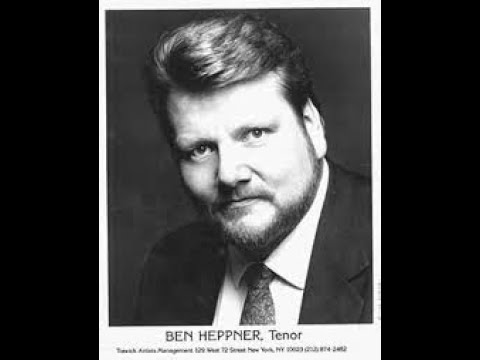 BEN HEPPNER & WENDY BRYN HARMER: Strauss, Tchaikovsky, Rachmaninoff, Puccini, Wagner & Verdi