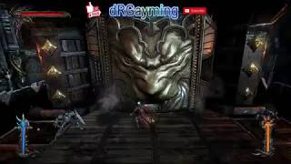 Castlevania Lords Of Shadow 2 DEMO PC Gameplay