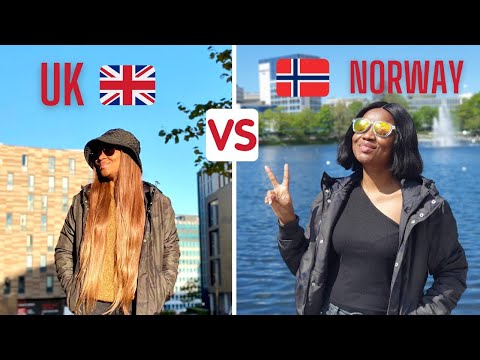Download Norway 🇳🇴 Vs UK 🇬🇧 Comparing student experience and Q and A sharing everything you need to know!