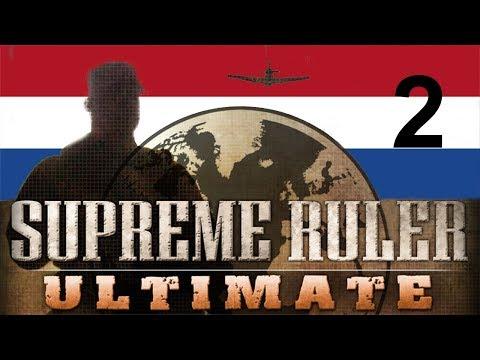 Supreme Ruler Ultimate - Legacy of the Netherlands 2 - 2