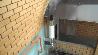 Не правильно смонтирован дымоход настенного конденсационного котла Buderus GB 162.(, 2015-11-13T17:09:39.000Z)