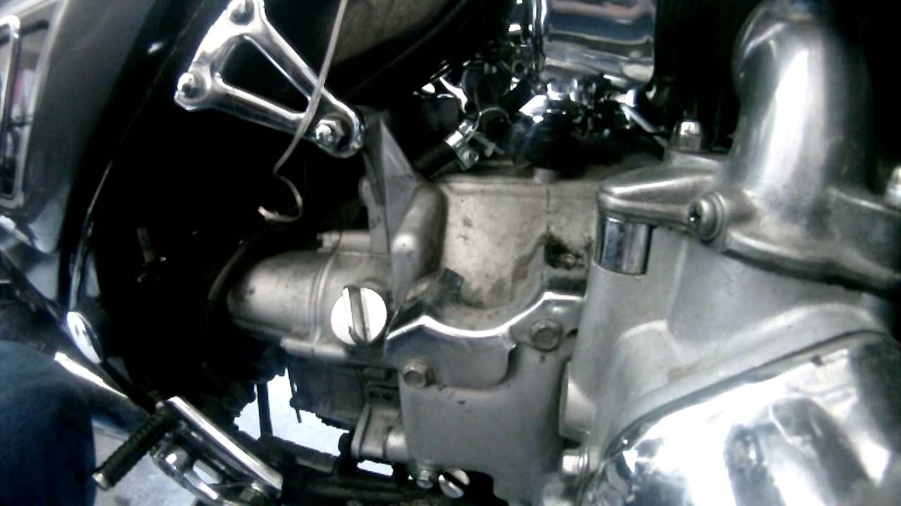 Gl1200 Fuel Pump Install