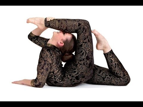 In A Twist Contortion