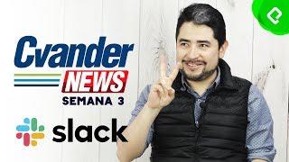 Youtube prohibe el Bird Box Challenge y Slack cambia de Logo | CvanderNews Semana 3 thumbnail