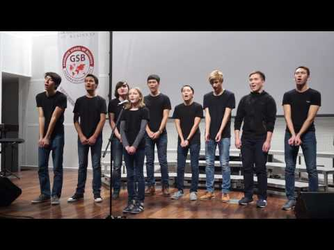 Hoist the Colours by NU Choir