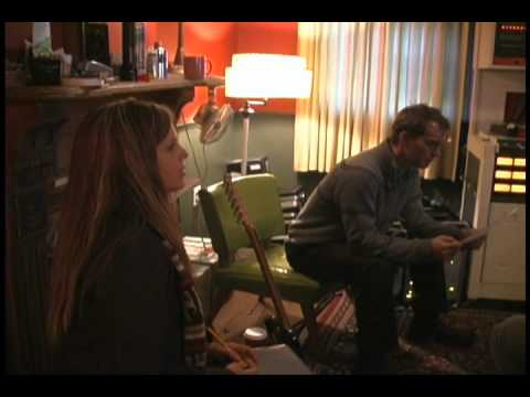 theresa andersson studio recording of Shine the CD